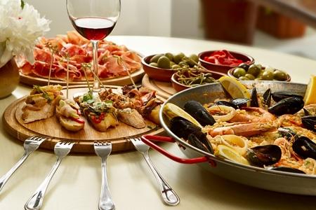 Тапас рецепты испанская кухня 81